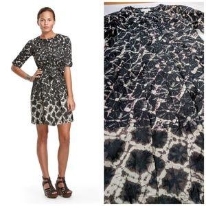 Thakoon for Target pleated 3/4 sleeve dress